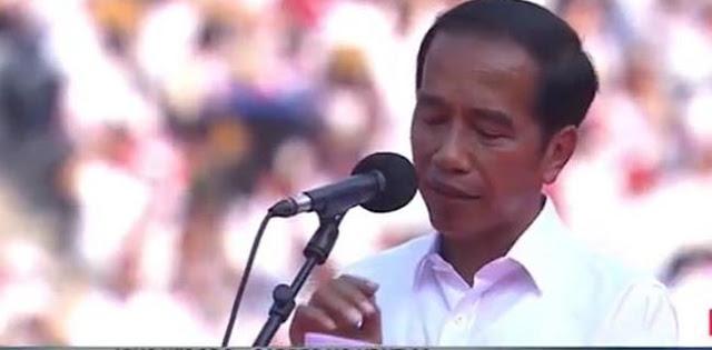 Tuan Presiden, Kenapa Bapak Lebih Peduli Korban Penjarahan Ketimbang Korban Meninggal