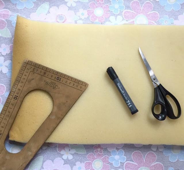 Chichoneras para cuna sin coser