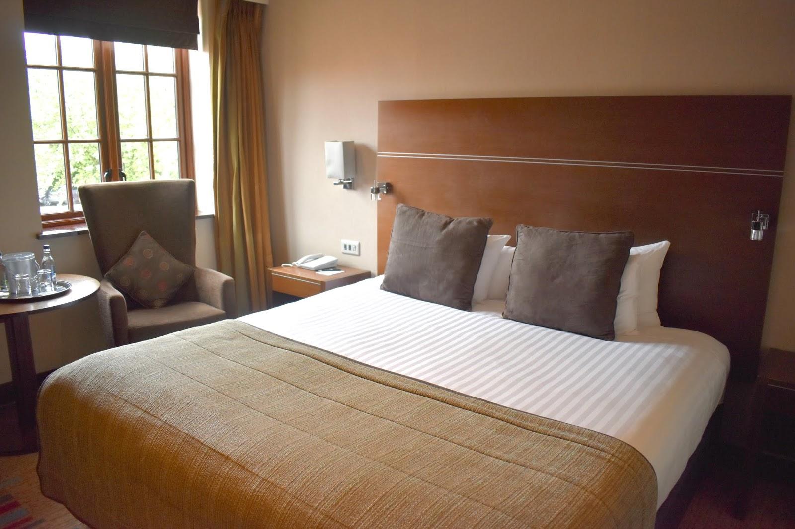 Redworth Hall Hotel Bedroom