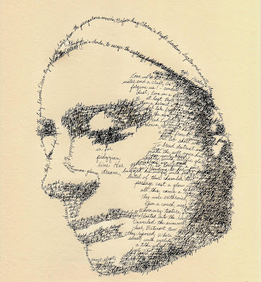 Handwritten Faces - Portraits (11) 5