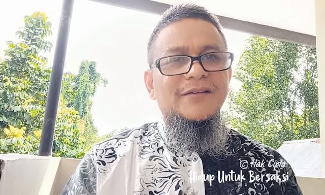 muslim aceh terima Yesus