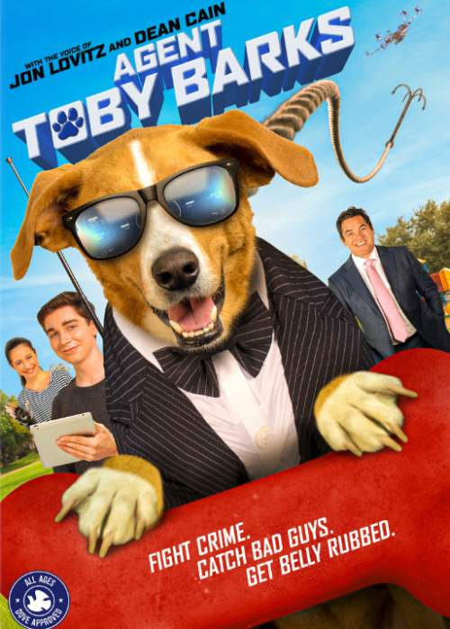 مشاهدة مشاهدة فيلم Agent Toby Barks 2020 مترجم