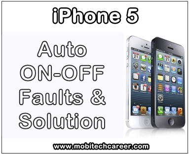 mobile, cell phone, android, smartphone, iphone, repair, how to, fix, solve, Apple iPhone 5, phone auto on-off faults, automatic switch off problems, solution, kaise kare, hindi me, tips, guide in hindi.