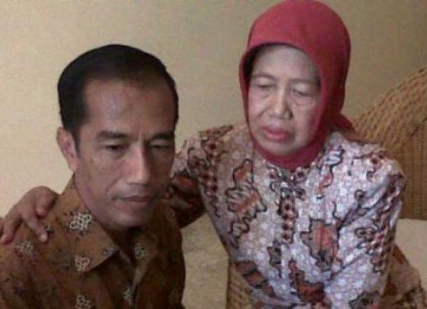 Nama Ibunda Jokowi Diabadikan untuk Asrama Putri Pesantren
