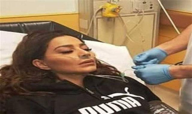 إصابة الإعلامية بسمة وهبة بمرض نادر