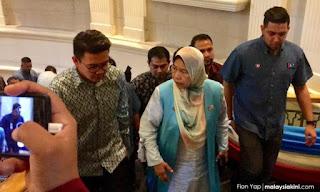 Zuraida dakwa Anwar cuba yakinkannya Azmin dalam video seks