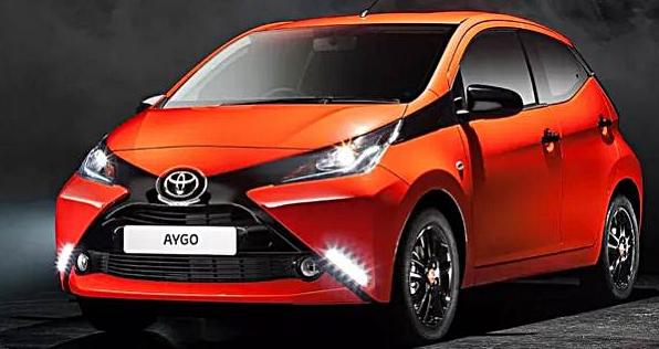 2017 Toyota Aygo Rumors