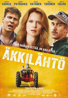 Watch Äkkilähtö (2016) movie free online