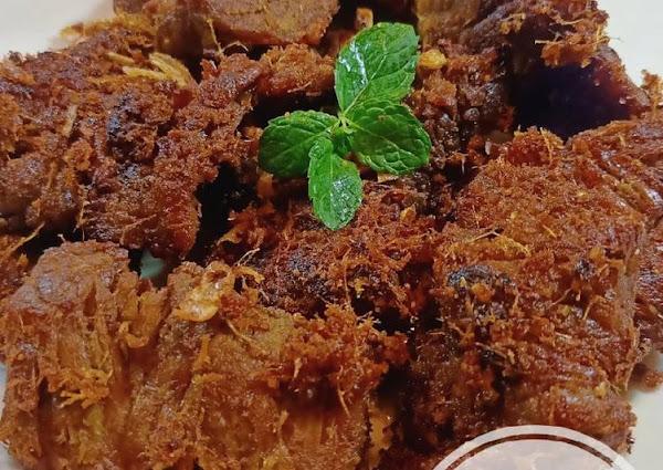 Empal Gepuk Daging Sapi