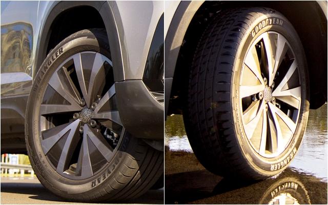 Novo pneu Wrangler Territory HT da Goodyear equilibra alta performance e conforto para SUVs e Picapes