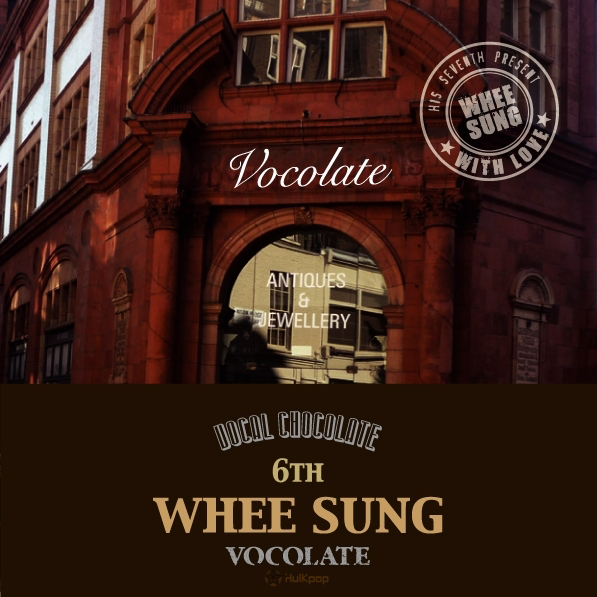 Wheesung – Vol.6 Vocolate (FLAC)