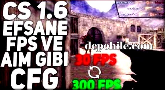 Counter Strike 1.6 Slappy CFG İndir Yüksek FPS Alan Ayarlar 2020