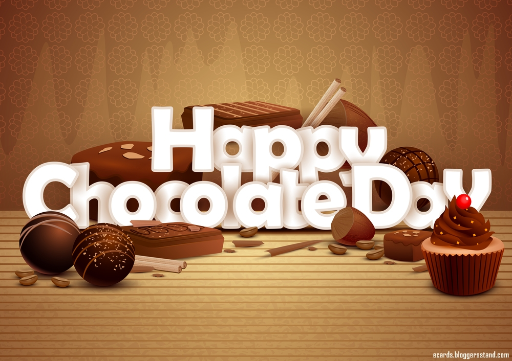 Happy Chocolate Day 2021 wishes messages with pictures