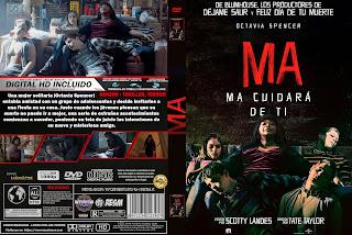 EL SOTANO DE MA - MA - 2019 [COVER - DVD + BLU - RAY]