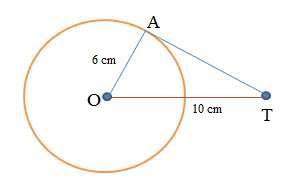 Cara Menghitung Panjang Garis Singgung Lingkaran