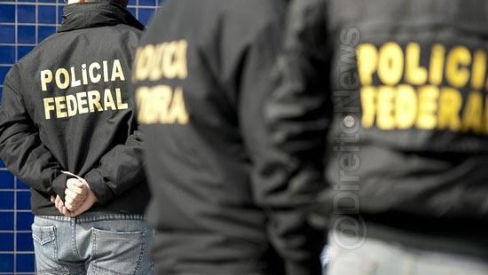 candidato eliminacao ilegal vaga policia federal