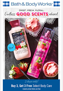 Bath & Body Works | Today's Email - February 16, 2020