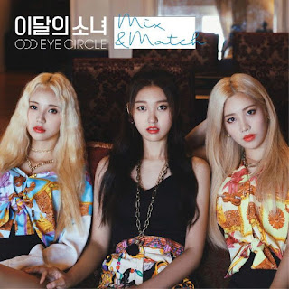 Lirik Lagu LOONA (ODD EYE CIRCLE) - Chaotic Lyrics