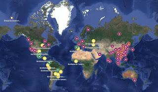 Mapa de Cornavirus - Google Maps