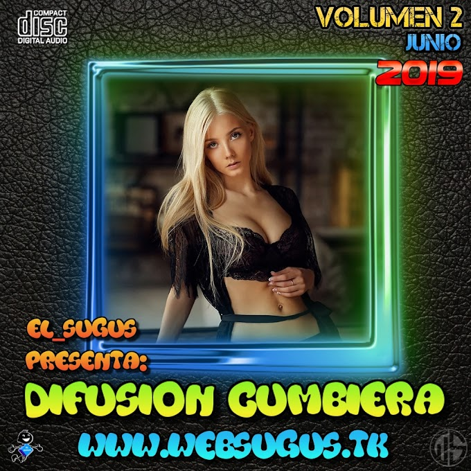 DIFUSION CUMBIERA - JUNIO 2019 (CD COMPILADO)