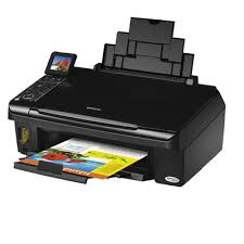 The primary affair to piece of work normal consumer goods Epson Stylus TX409 Driver Downloads