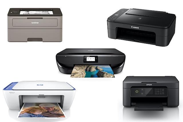 Senarai Model Wireless Printer