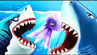 تحميل لعبة Hungry Shark Evolutionاموال غير محدودة! (اخر تحديث) للاندرويد