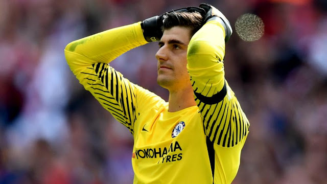 Courtois to Real Madrid
