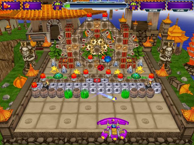 Screenshot Mega World Smash Full Version