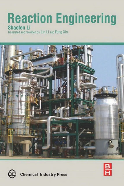 chemistry book -Reaction Engineering
