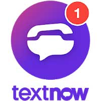 TextNow PREMIUM 6.48.0.1 Android (Full Unlocked) for Apk