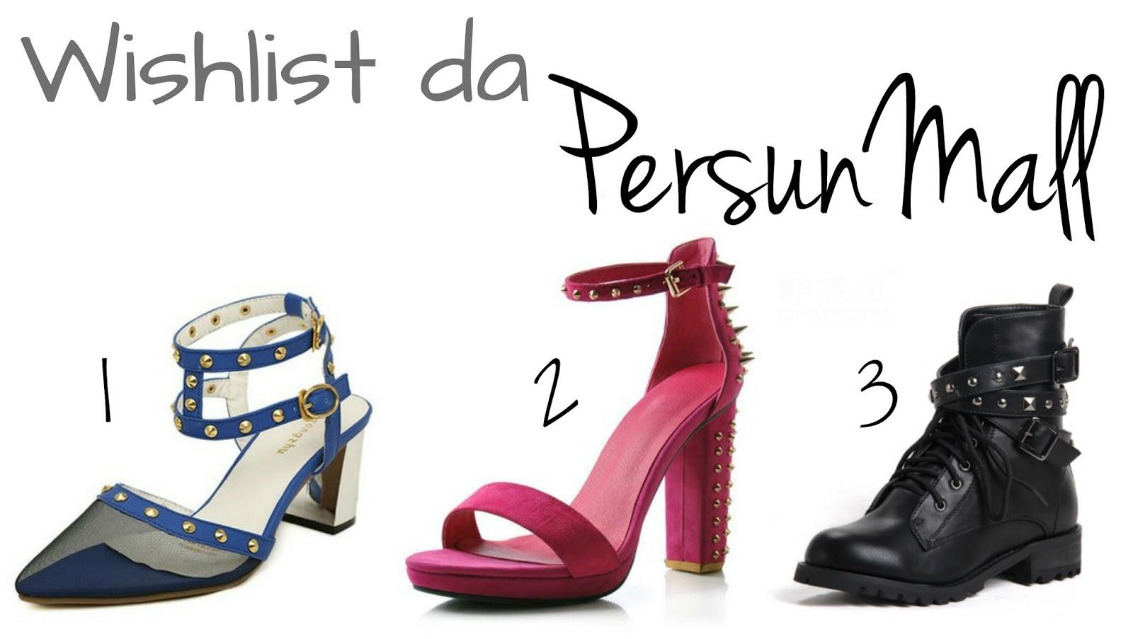 1704fe8f2 Wishlist da PersunMall -