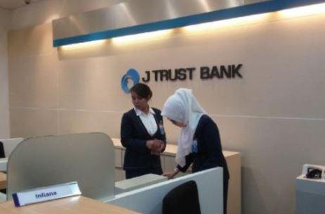 Alamat lengkap dan Nomor Telepon Kantor Cabang J Trust Bank di Bandung