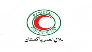 Pakistan Red Crescent Society (PRCS) Jobs 2021 Latest Jobs in Pakistan