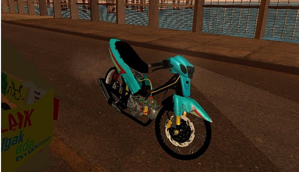 Download Mod Motor Drag Gta Sa Lite Dff Only | Graph Pedia