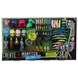 MH Create-a-Monster Skultimate Set Doll