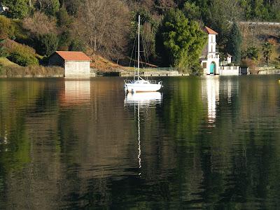 Barca a vela Lago d'Orta