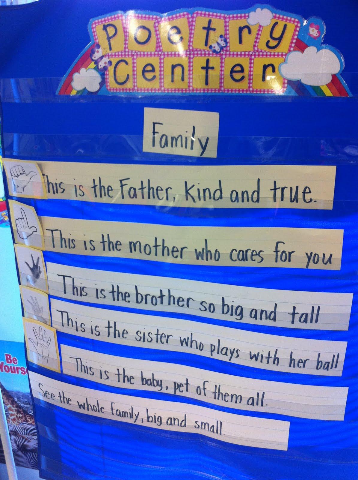 The Adventures Of A K 1 Teacher Family Unit