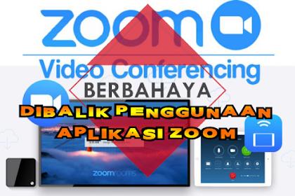 Bahaya Dibalik Aplikasi Zoom Viceo Call