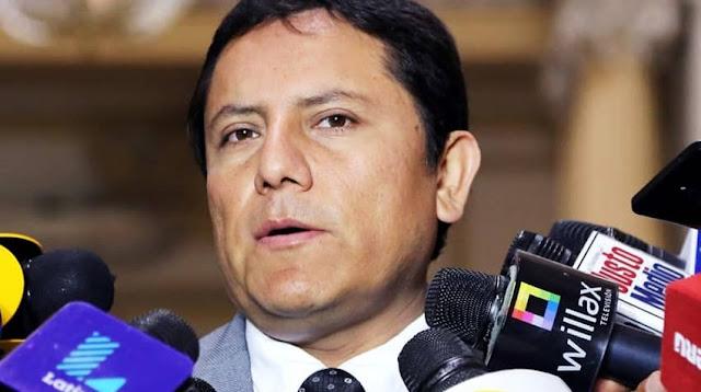 Secretario general del Apra, Elías Rodríguez