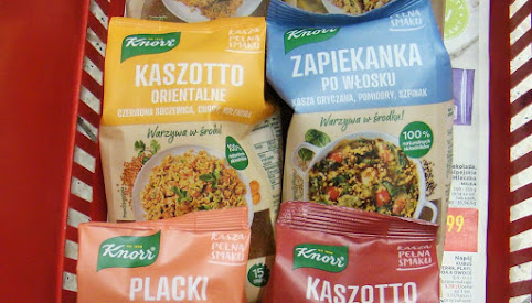 Dania instant, Knorr