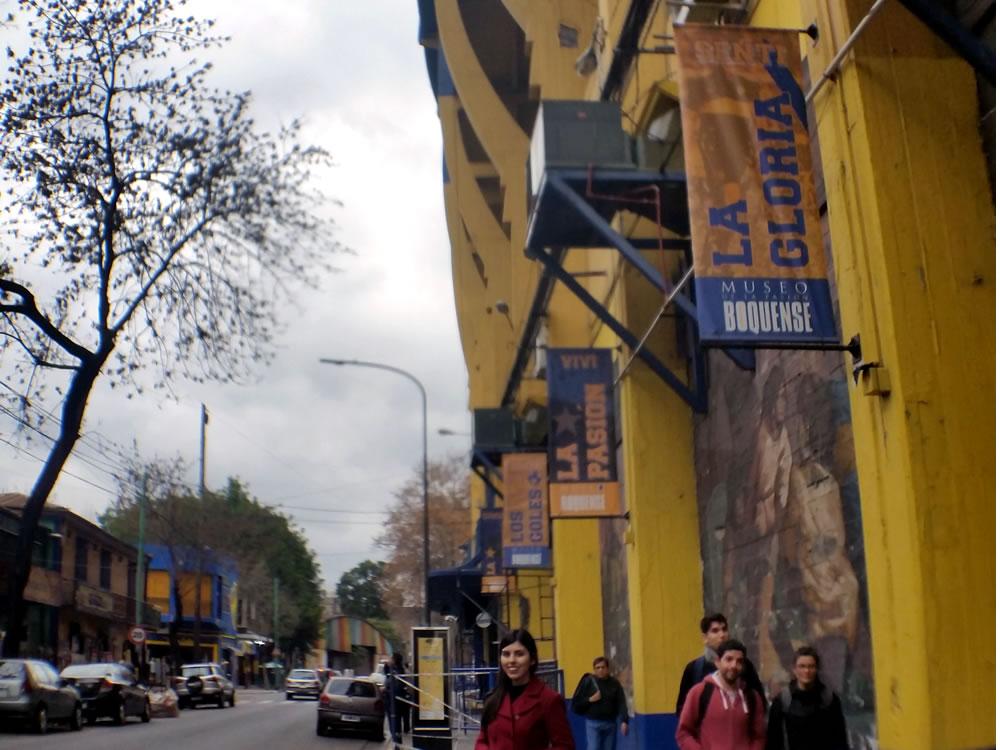 La Bombonera Buenos Aires