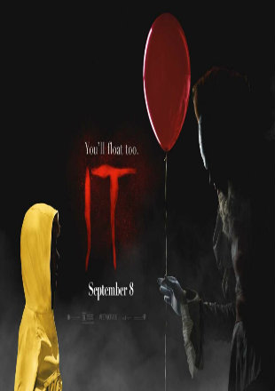 It 2017 HDTS 700MB Full Hindi Dubbed Movie Free Download Watch Online Free bolly4u