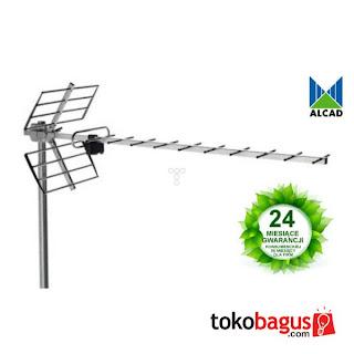 antena televisi alcad