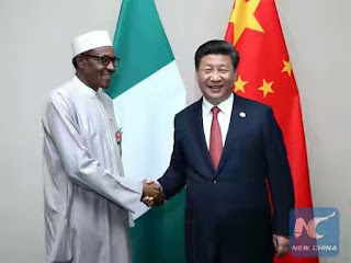 Benefits of President Buhari  Visit to China  on Nigeria economy.