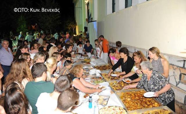 Με επιτυχία η 4η Γιορτή Πατάτας στα Δίδυμα Αργολίδας - Παράπονα για μη συμμετοχή του Δήμου Ερμιονίδας