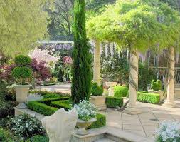Tuscan Landscape Design