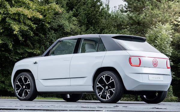 Volkswagen ID.Life elétrico chega em 2025 para suceder o T-Cross na Europa