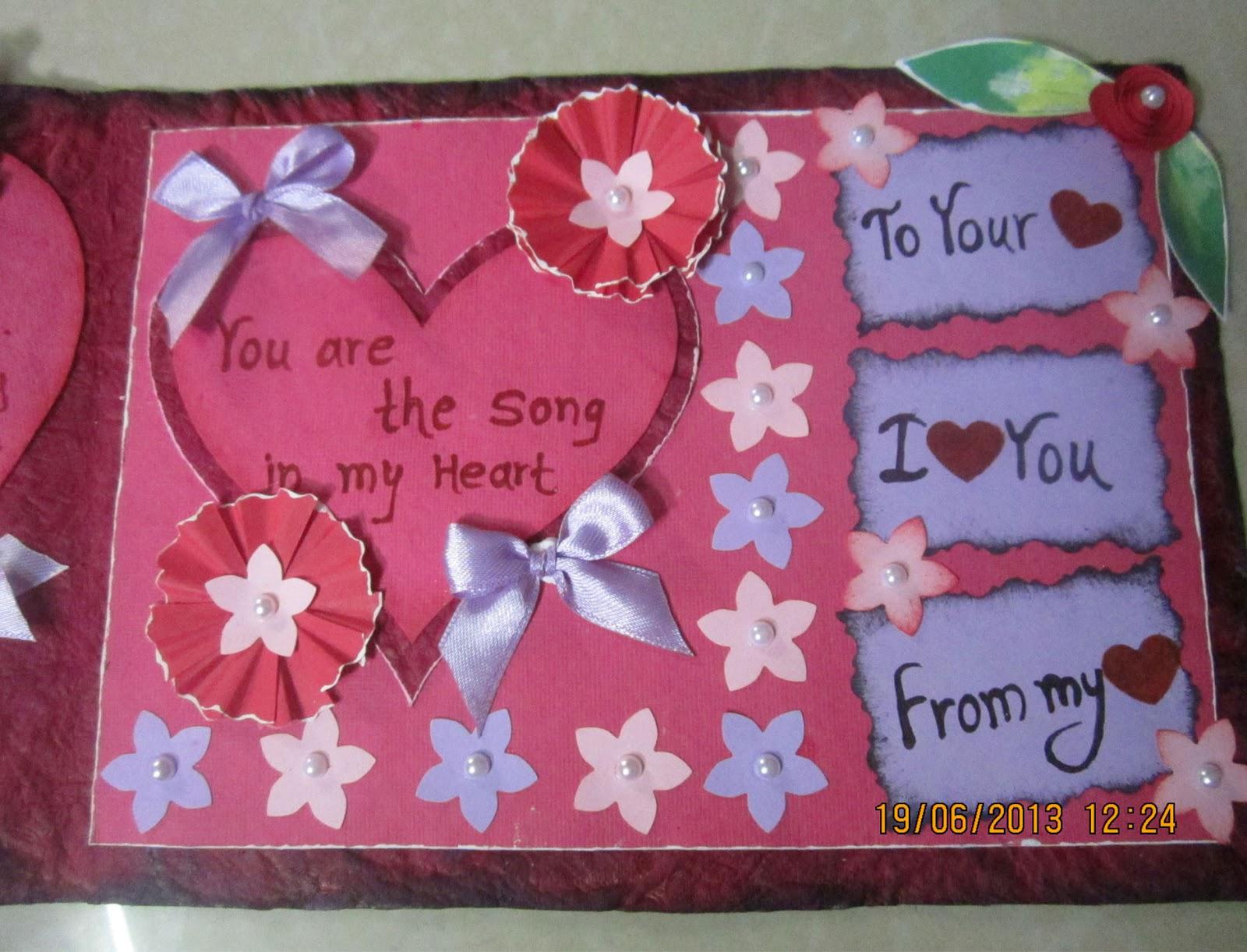 Lina s Handmade Cards Love Card