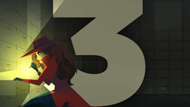 Análise Crítica – Carmen Sandiego: 3ª Temporada